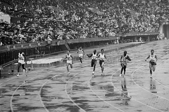 Kasumigaokamachi「XVIII Olympic Summer Games」:写真・画像(4)[壁紙.com]