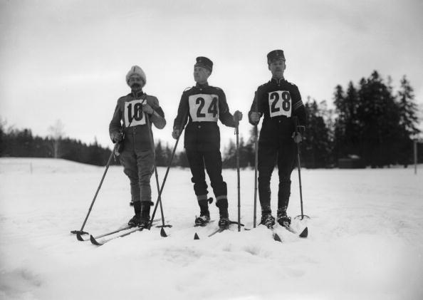 Ski Pole「Marathon Skiers」:写真・画像(7)[壁紙.com]