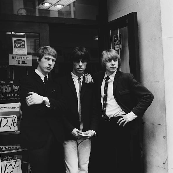 クリス ドレヤ「Yardbirds In London」:写真・画像(1)[壁紙.com]