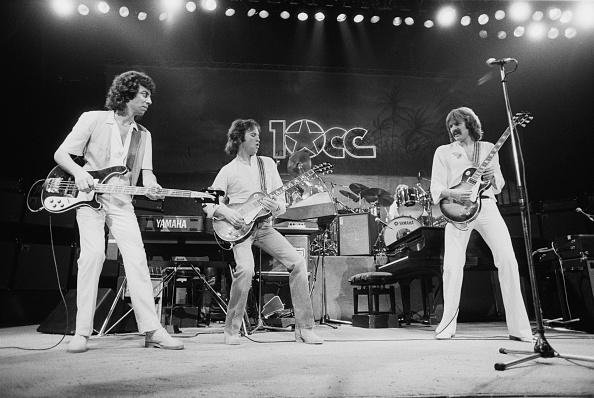 1978「10cc On Stage」:写真・画像(3)[壁紙.com]