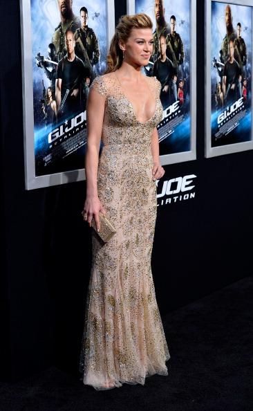 "Cap Sleeve「Premiere Of Paramount Pictures' ""G.I. Joe: Retaliation"" - Arrivals」:写真・画像(18)[壁紙.com]"