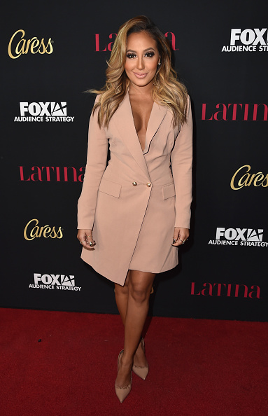 "Adrienne Bailon「LATINA Magazine's ""Hollywood Hot List"" Party - Arrivals」:写真・画像(4)[壁紙.com]"