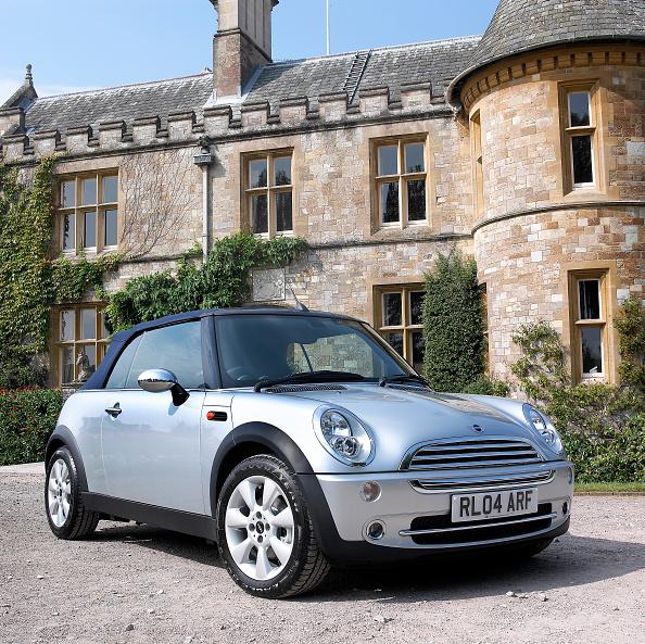 Fashionable「2004 Mini Cooper Convertible」:写真・画像(19)[壁紙.com]
