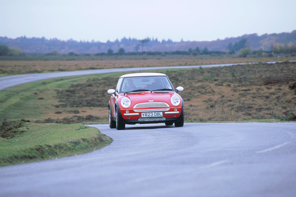 Journey「2001 Mini Cooper」:写真・画像(13)[壁紙.com]