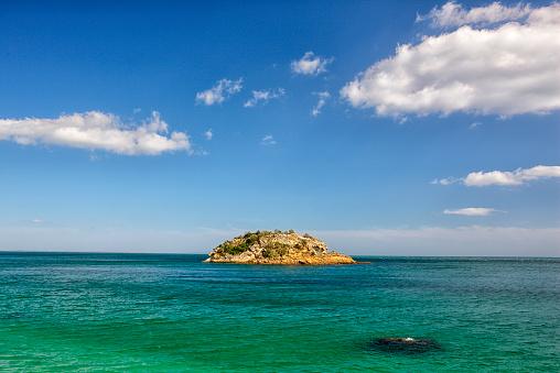 ビーチ「Portugal, Atlantic coast, Portinho da Arrabida beach」:スマホ壁紙(19)