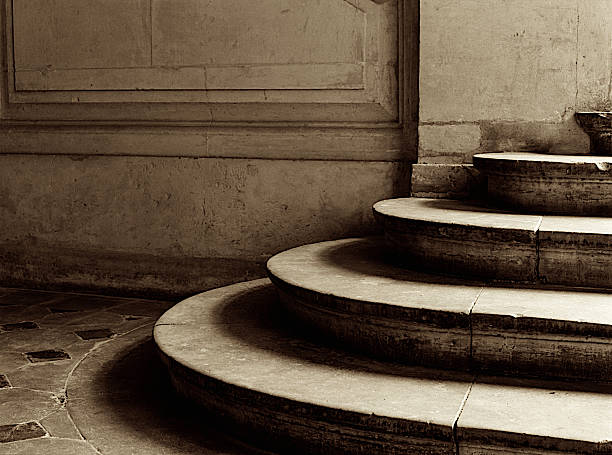 Stairs in Paris:スマホ壁紙(壁紙.com)
