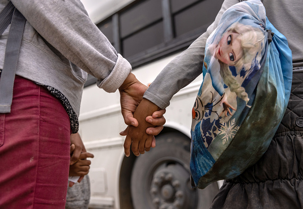 Human Role「Migrants Cross Into Texas From Mexico」:写真・画像(18)[壁紙.com]