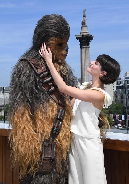 1人「Solo: A Star Wars Story - Photocall」:写真・画像(16)[壁紙.com]