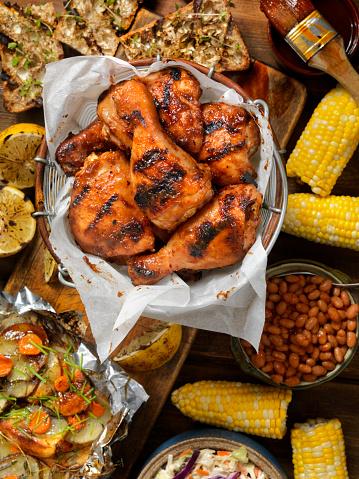 Chicken Wing「BBQ Chicken Feast」:スマホ壁紙(17)