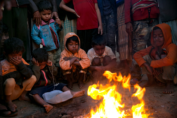 Bangladesh「Myanmar Faces Charges Of Genocide」:写真・画像(0)[壁紙.com]