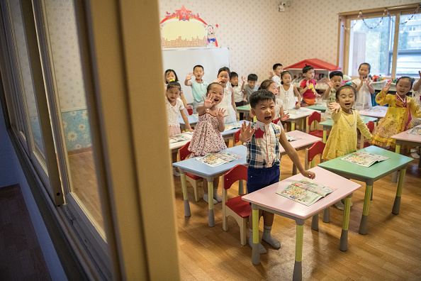 Pyongyang「Life In North Korea」:写真・画像(14)[壁紙.com]