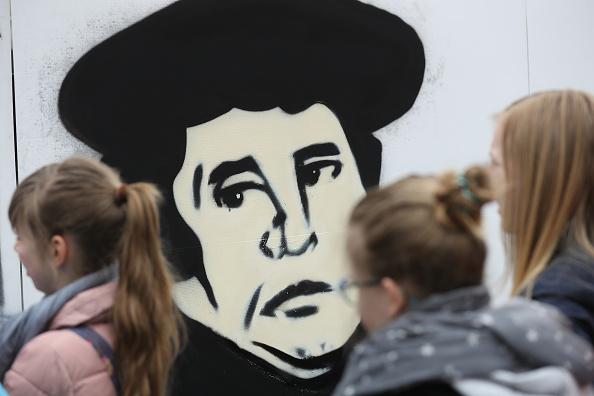 概念とトピック「Eisenach Celebrates Martin Luther And 500 Years Since The Reformation」:写真・画像(4)[壁紙.com]