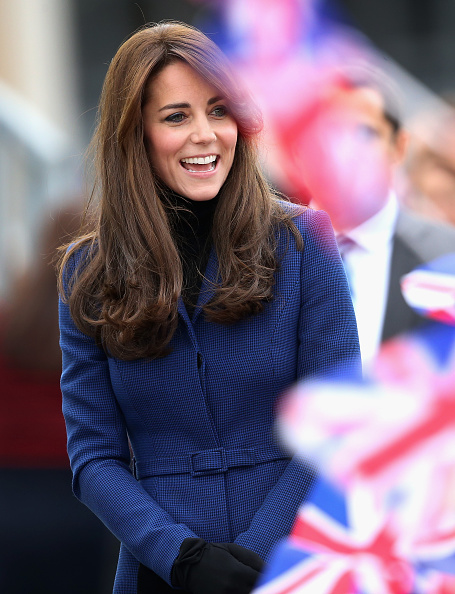 Blue Coat「The Duke And Duchess Of Cambridge Visit Dundee」:写真・画像(1)[壁紙.com]