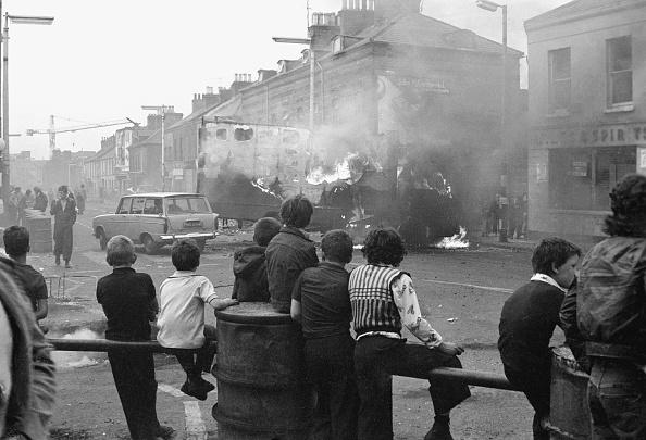 Boys「Belfast Rioting」:写真・画像(17)[壁紙.com]