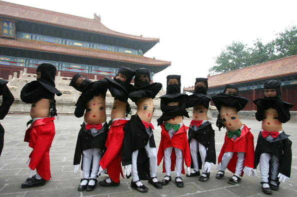 こどもの日「Children Celebrate International Children's Day In Beijing」:写真・画像(11)[壁紙.com]
