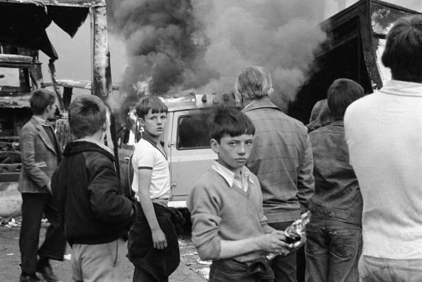 Boys「Belfast Rioting」:写真・画像(13)[壁紙.com]