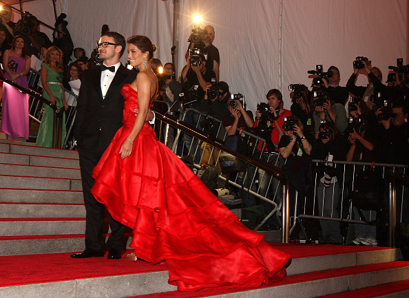 """Wide Shot「""""The Model As Muse: Embodying Fashion"""" Costume Institute Gala - Arrivals」:写真・画像(8)[壁紙.com]"""