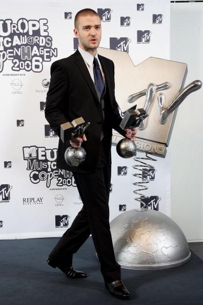 MTVヨーロッパ音楽賞「Awards Room At The MTV Europe Music Awards 2006」:写真・画像(4)[壁紙.com]