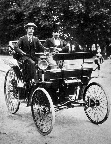 Mode of Transport「Early car by Peugeot」:写真・画像(14)[壁紙.com]