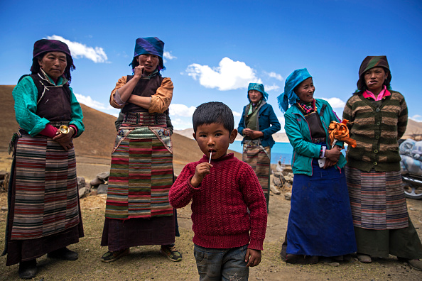 Tibet「Daily Life In The Village Of Yamdroktso」:写真・画像(6)[壁紙.com]