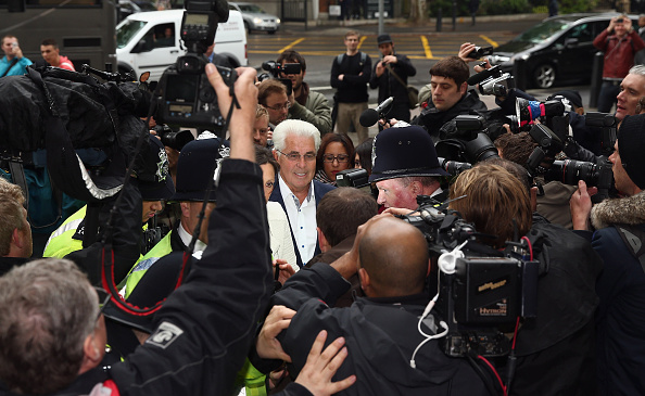 Max Clifford「Publicist Max Clifford Appears At Court On Sexual Assault Charges」:写真・画像(9)[壁紙.com]
