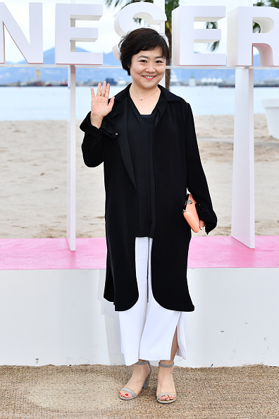 "Black Coat「""Mother"" Photocall - The 1st Cannes International Series Festival」:写真・画像(13)[壁紙.com]"