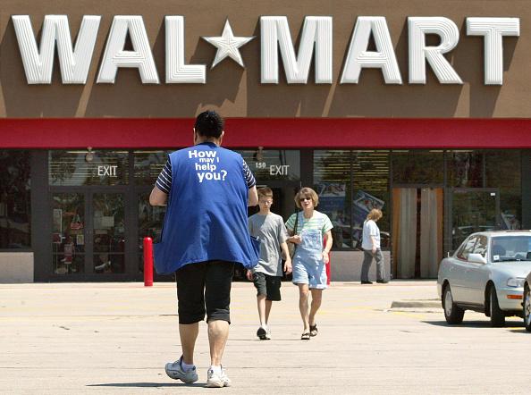Parking Lot「Largest Civil Suit FiledAgainst Wal-Mart」:写真・画像(19)[壁紙.com]