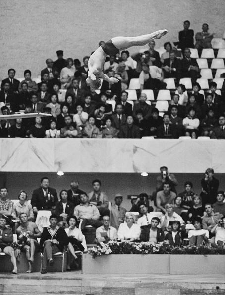 Sportsperson「XVIII Olympic Summer Games」:写真・画像(14)[壁紙.com]