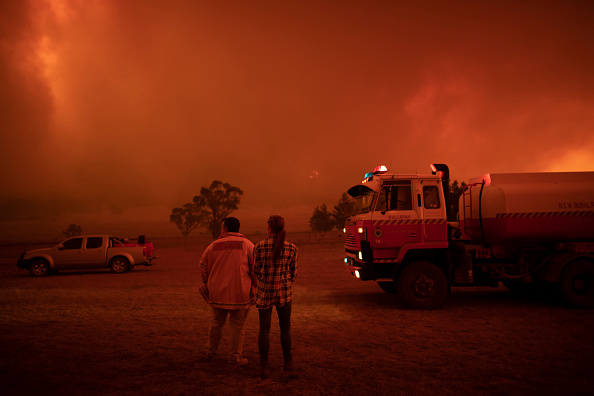 Weather「State Of Emergency Declared In ACT As Canberra Braces For Increased Bushfire Threat」:写真・画像(5)[壁紙.com]