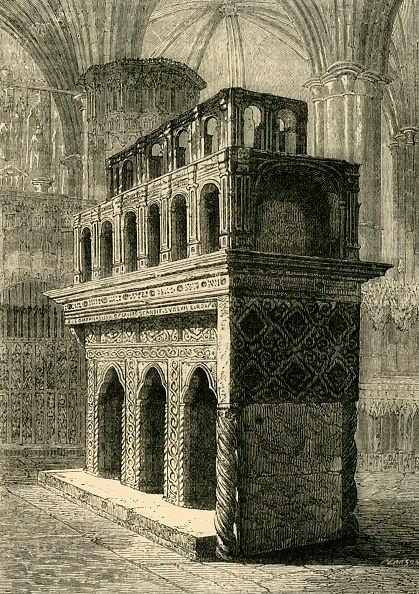 Westminster Abbey「The Tomb Of Edward The Confessor」:写真・画像(19)[壁紙.com]