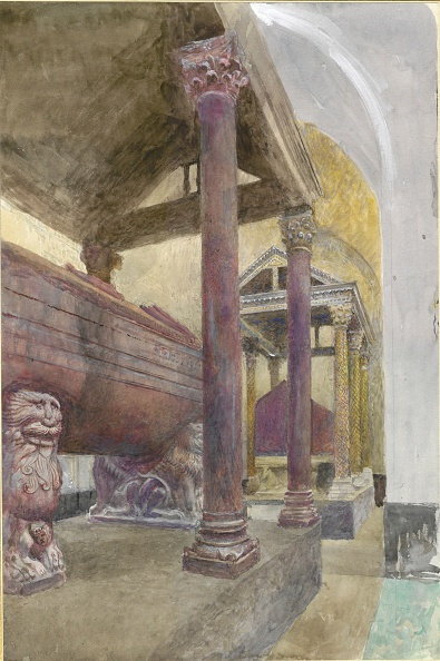 Pencil「The Tomb Of Frederick Ii In The Cathedral Of Palermo」:写真・画像(18)[壁紙.com]