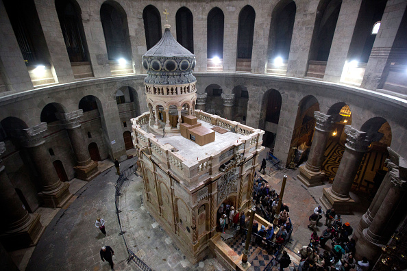 Tomb「Jesus' Tomb To Be Unveiled After $4 Million Renovation Project」:写真・画像(2)[壁紙.com]