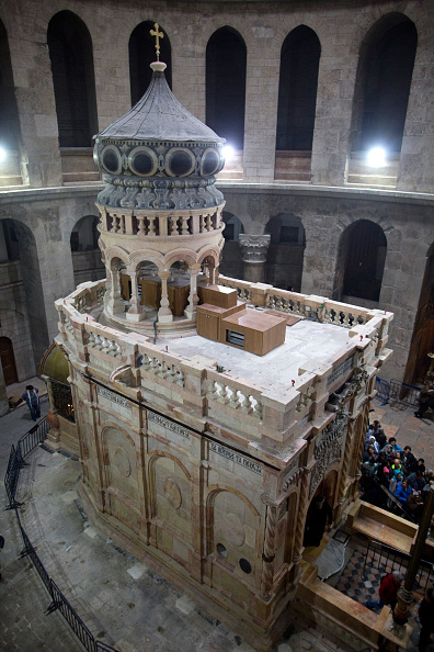 Tomb「Jesus' Tomb To Be Unveiled After $4 Million Renovation Project」:写真・画像(5)[壁紙.com]