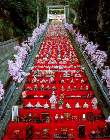 Hinamatsuri「Katsuura Big Doll Festival, Katsuura, Chiba, Japan」:スマホ壁紙(11)