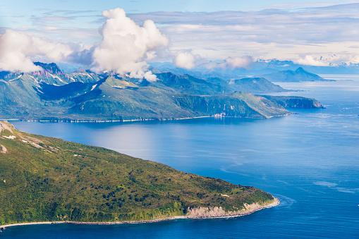Katmai National Park「Seacoast of Katmai in Southern Alaska」:スマホ壁紙(5)