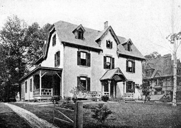 Stowe - Vermont「The home of Harriet Beecher Stowe」:写真・画像(4)[壁紙.com]
