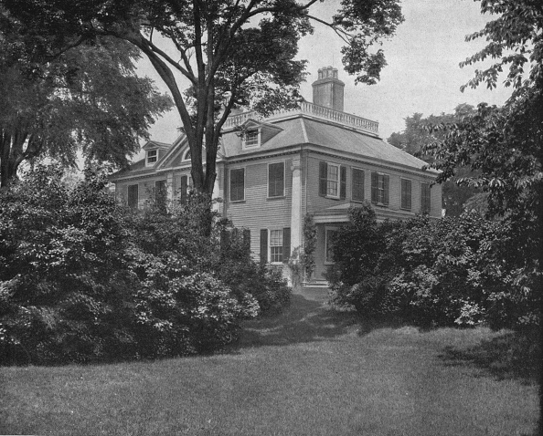Mansion「The Home Of The Poet Longfellow」:写真・画像(19)[壁紙.com]