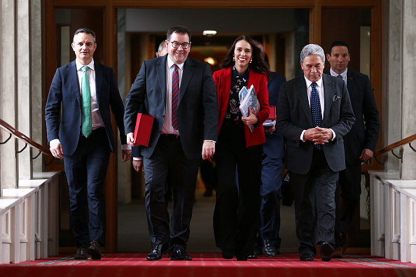 Budget「Finance Minister Grant Robertson Delivers Budget 2019」:写真・画像(12)[壁紙.com]