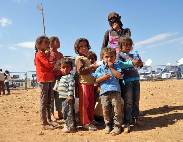 Şanlıurfa「Syrian Kurds Fleeing The Islamic State Militants Cross Into Turkey」:写真・画像(19)[壁紙.com]