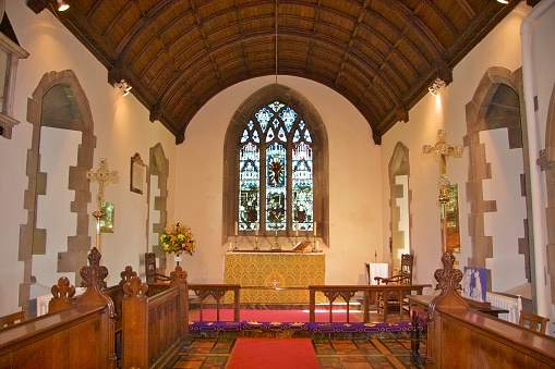 Altar「Wales, Anglesey, Holyhead」:スマホ壁紙(4)