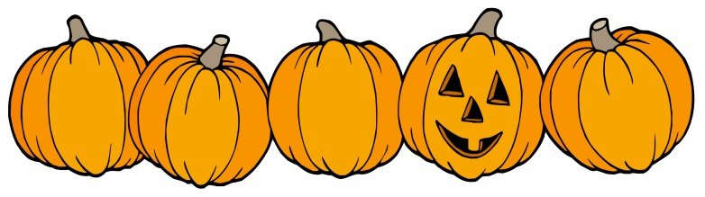 Concave「Line of pumpkins - isolated illustration.」:スマホ壁紙(17)