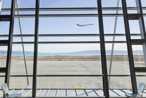 Glass - Material「El Calafate Airport.」:スマホ壁紙(15)