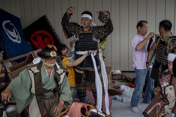 お祭り「The Samurai Of Fukushima」:写真・画像(10)[壁紙.com]