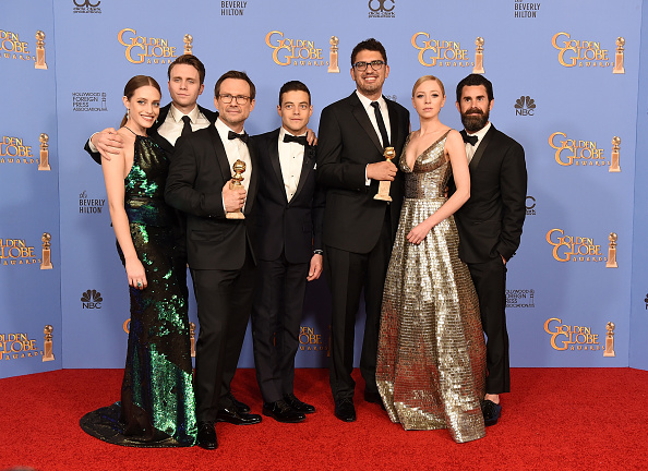 勝つ「73rd Annual Golden Globe Awards - Press Room」:写真・画像(15)[壁紙.com]