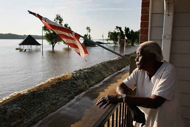 Mississippi River Towns Brace For Major Flooding:ニュース(壁紙.com)