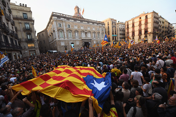 Catalonia「Pivotal Day For Catalan Independence As Crisis Comes To A Head」:写真・画像(15)[壁紙.com]
