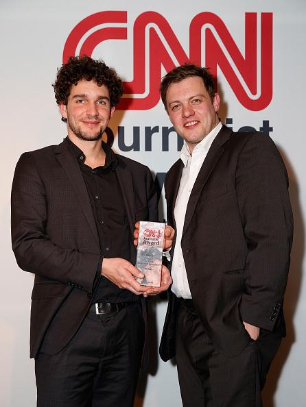 Tristan Fewings「CNN Journalist Award 2015」:写真・画像(2)[壁紙.com]