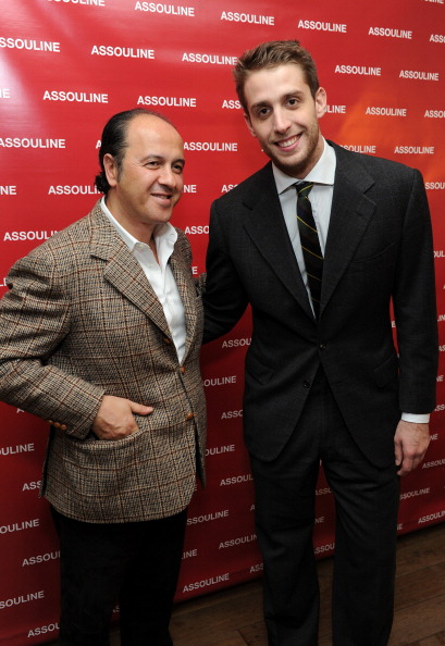 """Entertainment Event「Assouline And Cipriani Host The Launch Of """"Simply Italian"""" At Cipriani Wall Street」:写真・画像(11)[壁紙.com]"""