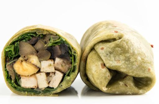 Spinach「Vegan Wrap Sandwich」:スマホ壁紙(9)