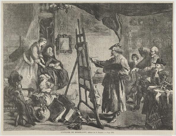 Topics「Latelier De Rembrandt,」:写真・画像(15)[壁紙.com]